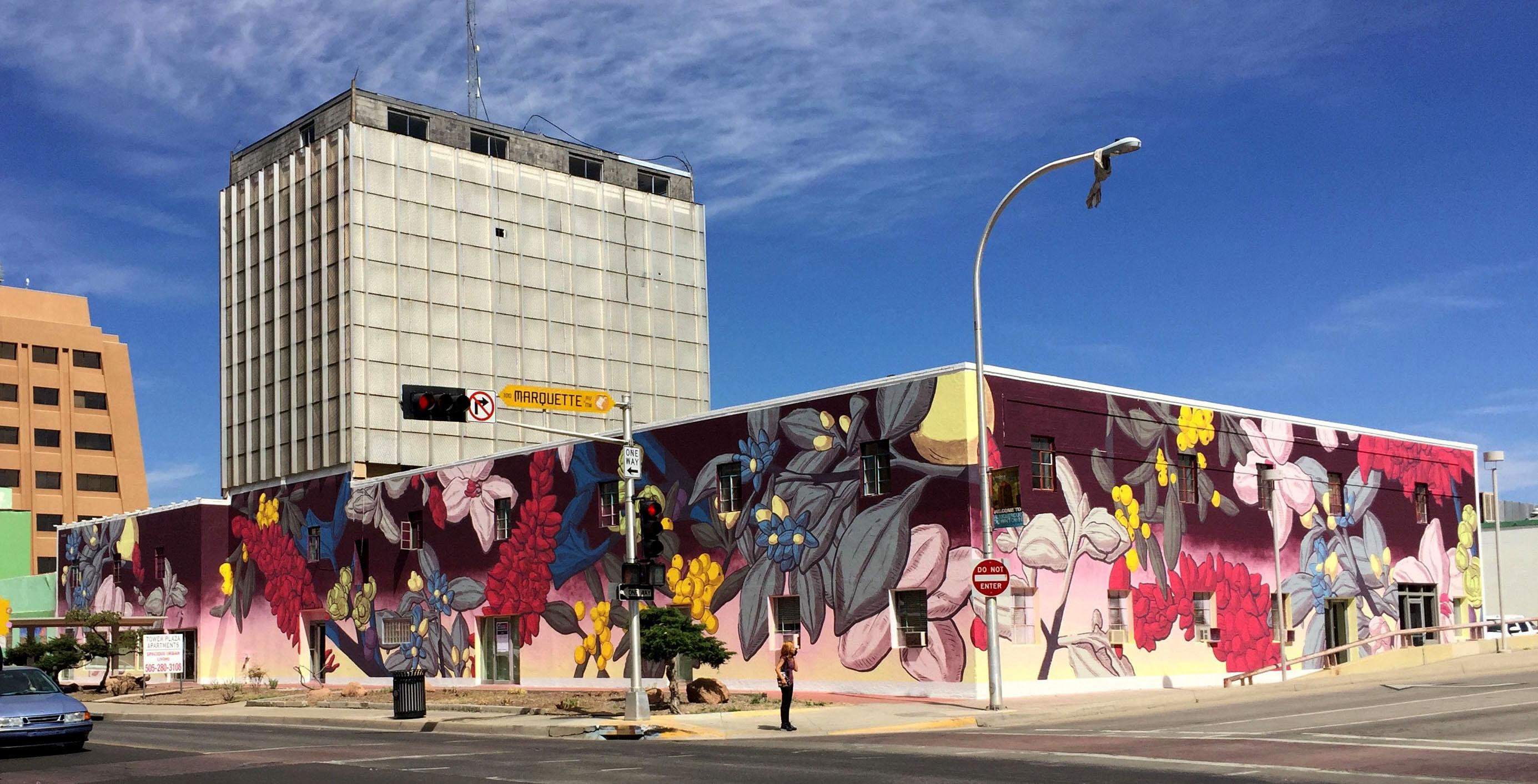 Albuquerque Murals And Public Art 516 Arts