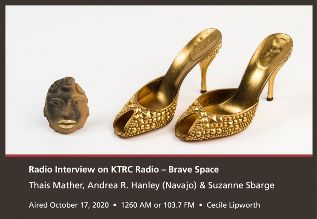 KTRC Radio – Brave Space exhibition image