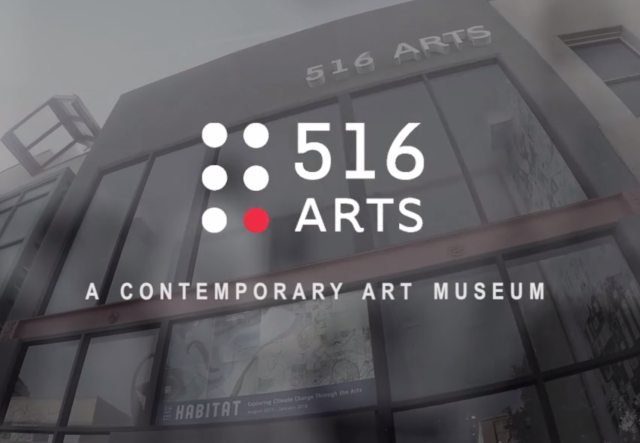 516 ARTS Profile Video  exhibition image